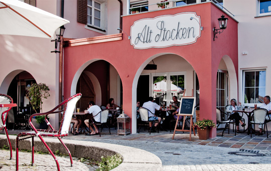 ALT STOCKEN CAFE BAR RESTAURANT STOCKACH